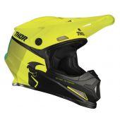 Thor Casque de motocross Sector Racer vert citron Lime