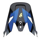 Thor kit de rechange pour la visière SECTOR FADER bleu/noir