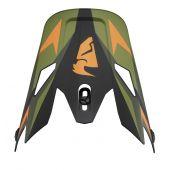 Thor kit de rechange pour la visière SECTOR WARSHIP vert/orange