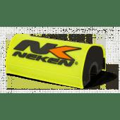 NEKEN guidon motocross PAD OS FLUO jaune
