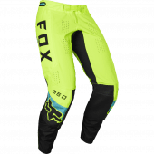 Fox 360 Dier Pant Fluorescent Yellow