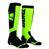 THOR 2018 - SOCK S8Y YOUTH MOTO BLACK LIME
