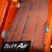 Chaussettes de Radiateurs Twin Air HONDA CRF450R/X 17-..