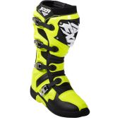 FXR Factory Ride Boot Hi-Vis/Black
