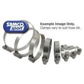 SAMCO CLAMP KIT RADIATOR HOSE STAINLESS STEEL   CKKTM106