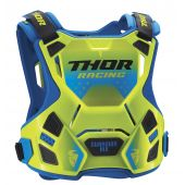 Thor S8 Guardian MX Roost Deflector flo green blue
