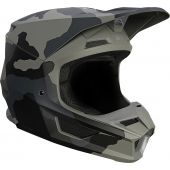 Fox V1 TREV Helmet Black/Camo