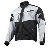Thor Terrain Jacket Gray Black