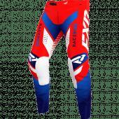 FXR Revo LE MX Pant Legacy Blue/Red