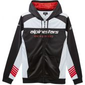 Alpinestars Sweatshirt SESSIONS II Noir/Blanc