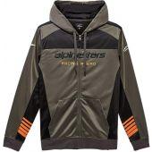 Alpinestars Sweatshirt SESSIONS II Charbon/Noir