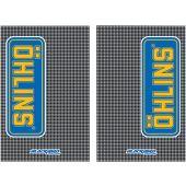 Blackbird Stickers de fourche OHLINS CARBON FIBRE LOOK