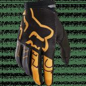 Fox Youth 180 Skew Glove Black Gold