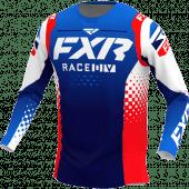 FXR Revo LE MX Jersey Legacy Blue/Red