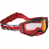Fox AIRSPACE PERIL GOGGLE - SPARK Fluorescent Red