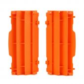 Protections de radiateurs mesh Polisport SX/F 07-15 ORANGE