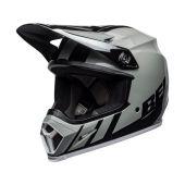 ELL MX-9 Mips Helmet Dash Gray/Black/White