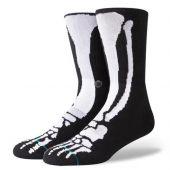 Chaussettes Stance Bones 2 Noir