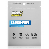 Ryno Power - CARBO FUEL Stimulant-Free Drink Mix | Single Serving