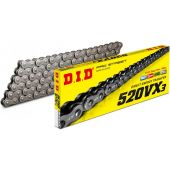 DID 520VX3 X-ring chain 120 links