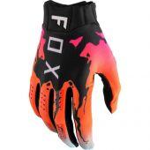 Fox - Flexair Pyre Gants de cross noir