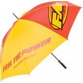 FMF - Track Paraplu Geel Rood