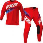 FXR Clutch MX Red Gear Combo