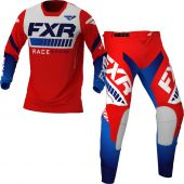 FXR Revo Red White Blue Combo