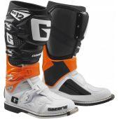 Bottes Gaerne SG-12 Orange Noir Blanc