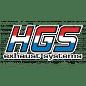 HGS -  Silencieux REPACKING KIT 125 CC