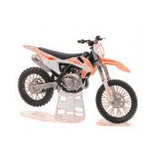 Miniature Toy KTM Model Bike 450 SX-F
