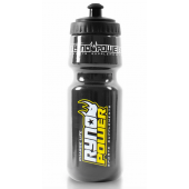 Ryno Power - Black Sport Cycling Bottle (BPA Free)