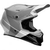 Thor Sector Helmet Bomber Charcoal White