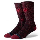 Stance Socks Lifestyle Spida Black