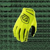 Gants cross Troy Lee Designs Air jaune